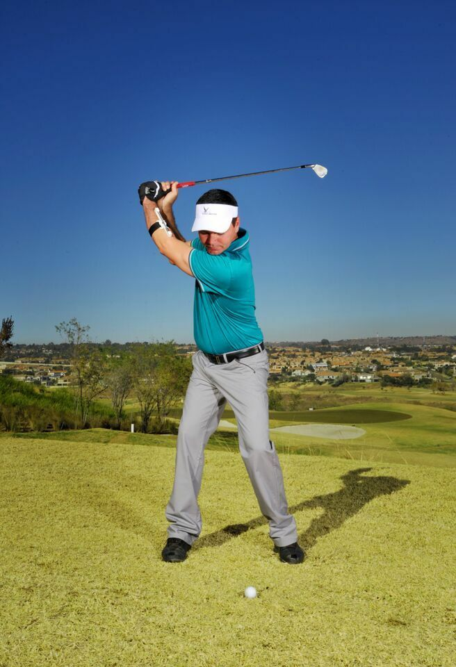 SWINGCLICK Golf Training Aid Improves Tempo, Timing and ...