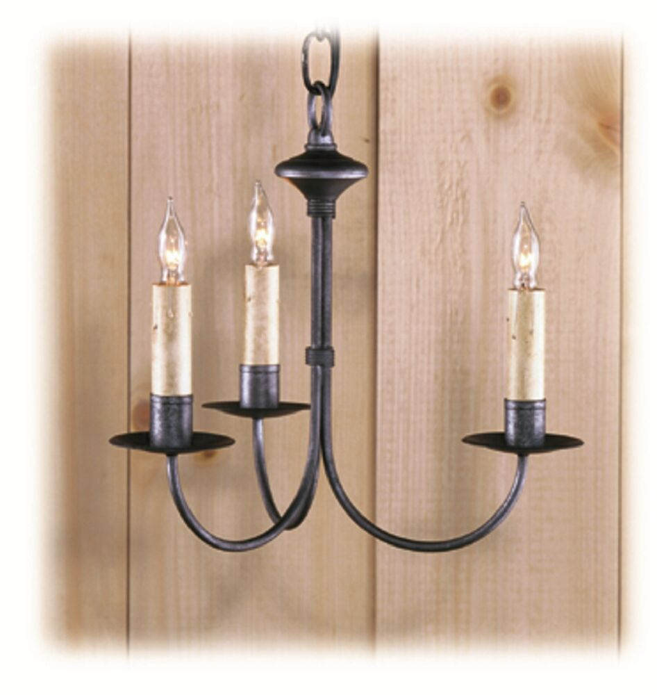 Colonial Primitive Country Traditions Lighting