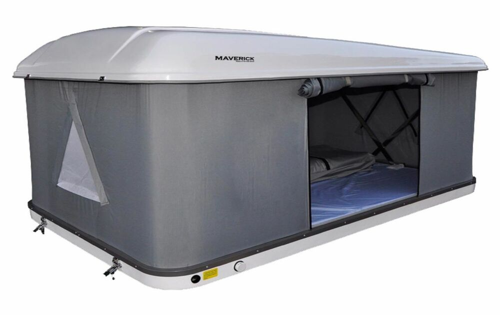 Amazing  AWNING ROOF TOP TENT CAMPER TRAILER 4WD 4X4 CAMPING CAR RACK Pull Out