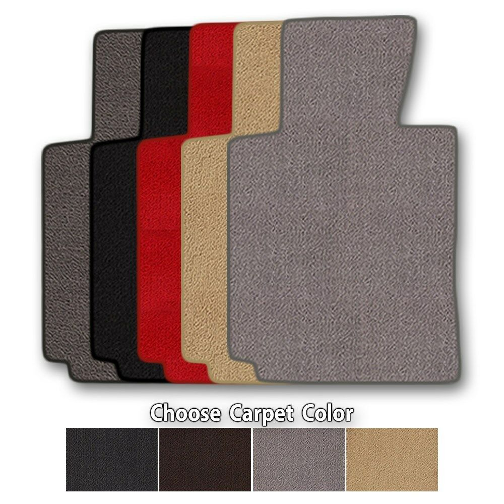 Bmw 3 Series 4 Pc Carpet Floor Mat Set Choice Of Color
