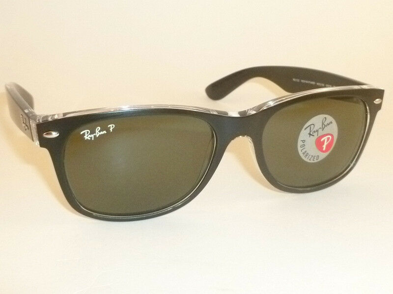 fd473e5a8a4 Ray Ban Rb2132 New Wayfarer Sunglasses 6052 Black 52mm « Heritage Malta