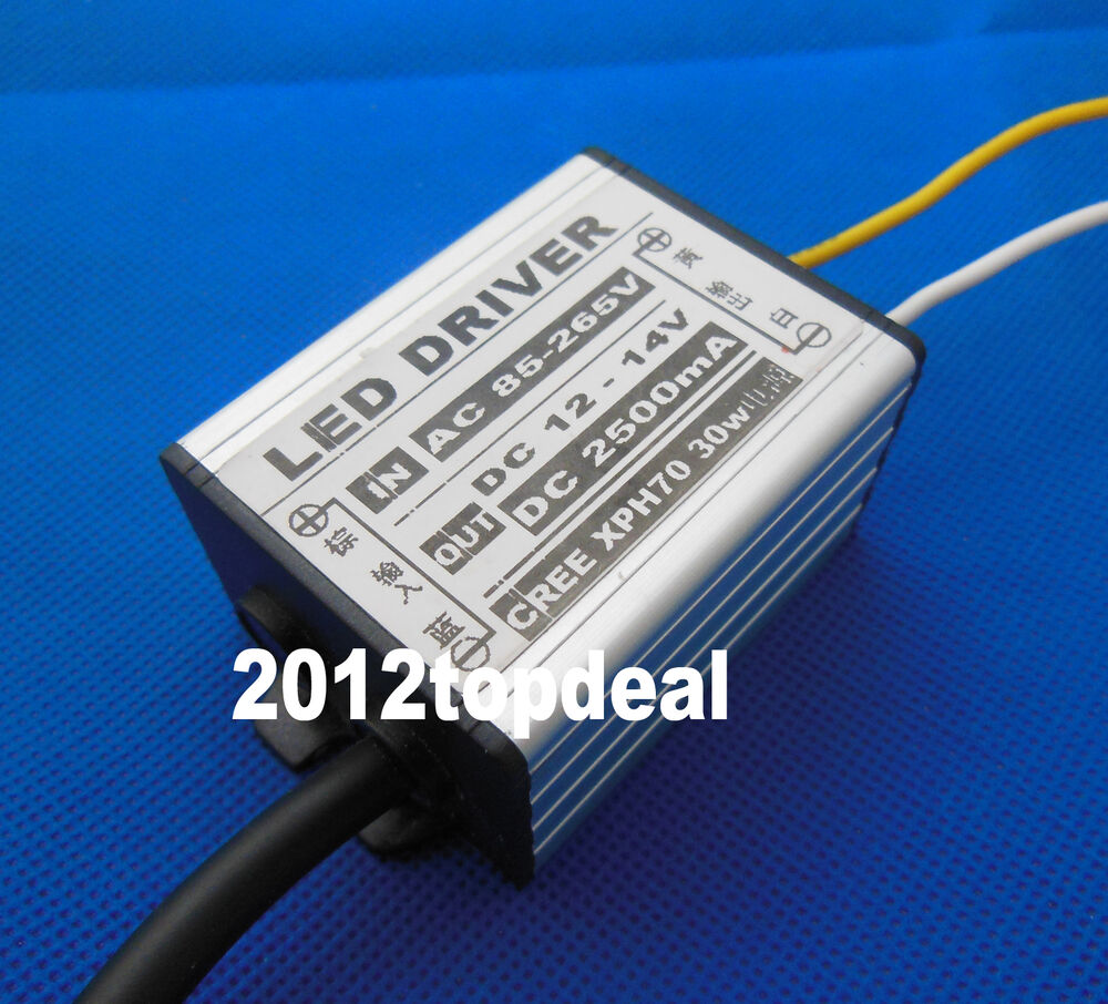 Led Chip Ac Driver Power Circuit 350ma Luxeon Electronics Projects Circuits Images