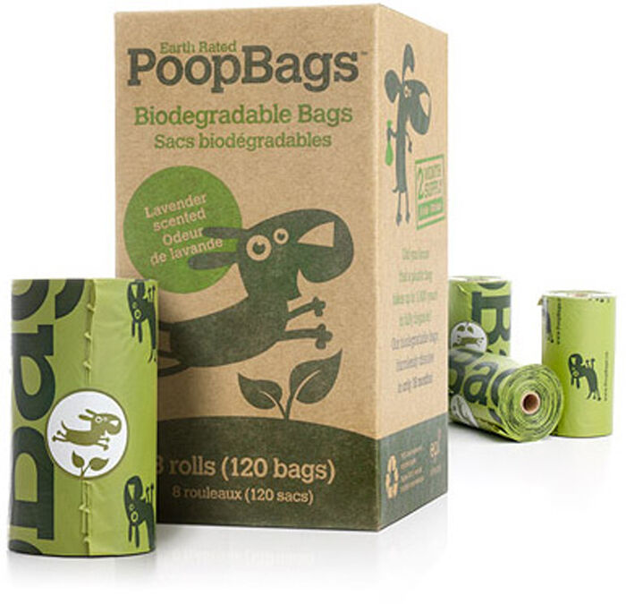 Earth rated poop bags 120 count ebay for Earth rated dog bags