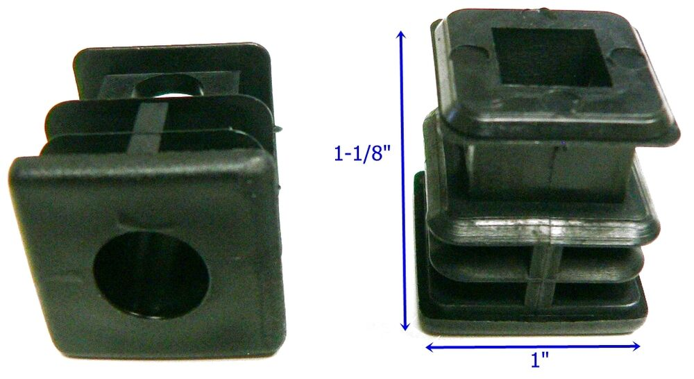 Oajen caster socket furniture insert for quot stem use
