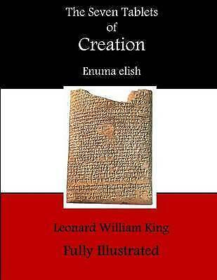 enuma elish summary The enuma elish is an old babylonian creation myth typically a creation myth is a supernatural story that describes how things began, including humanity, the earth itself, life, and the universe (not necessarily in that order.