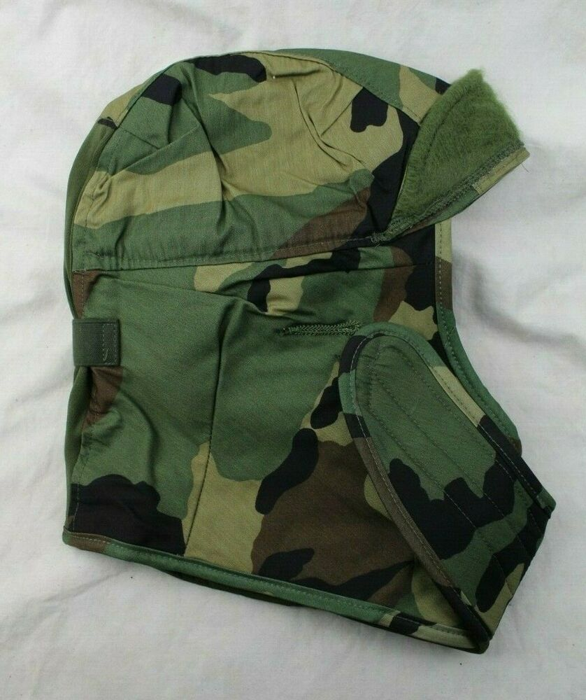 Genuine Us Army Issue Cold Weather Woodland Camo Bomber