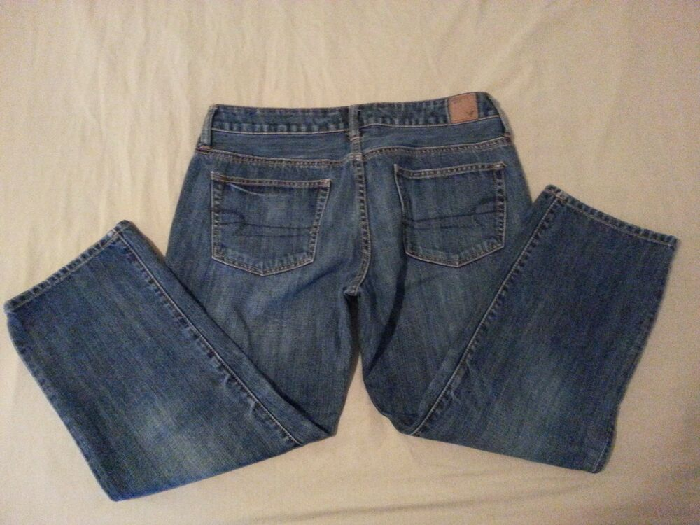 Womens American Eagle Outfitters Jeans 6 Boy Fit Denim | eBay