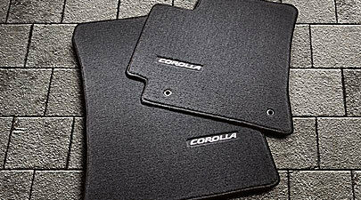 2009 2010 2011 2012 2013 Corolla Floor Mats Carpet 4pc