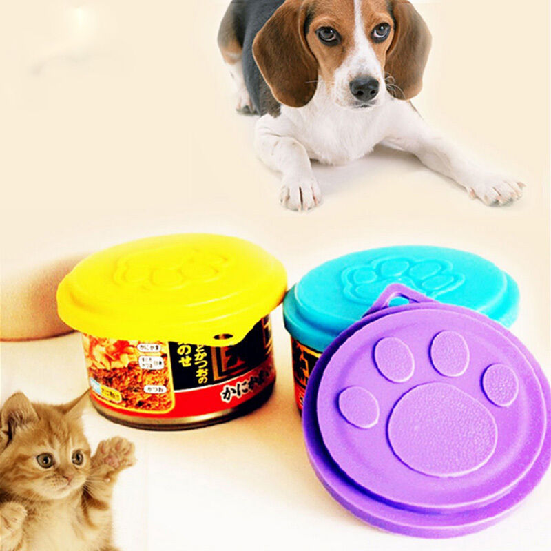 Dog Cat Food Can Cover