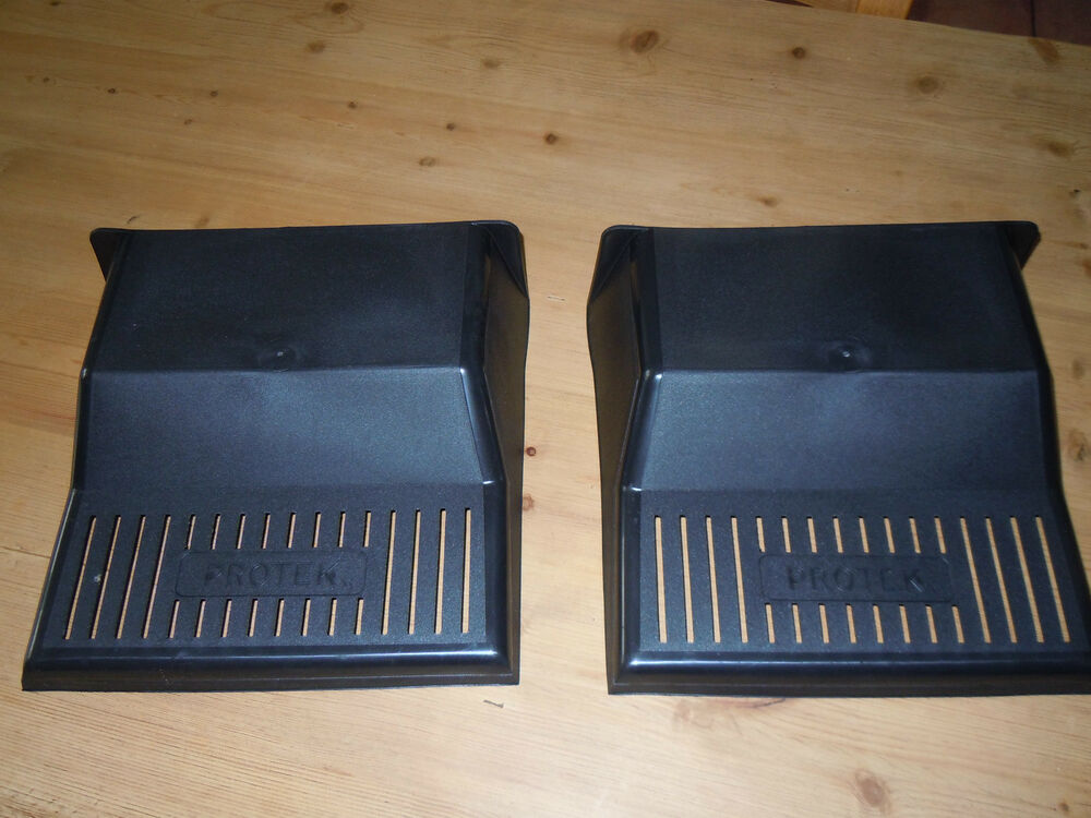 Drain Covers Black Plastic Cut To Shape 12 Quot Square
