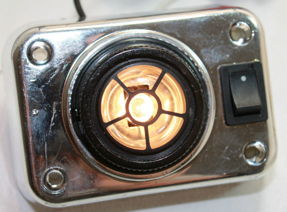 70 39 S Style Flushed Mounted Custom Van Interior Light Chevy Dodge Limo Conversion Ebay