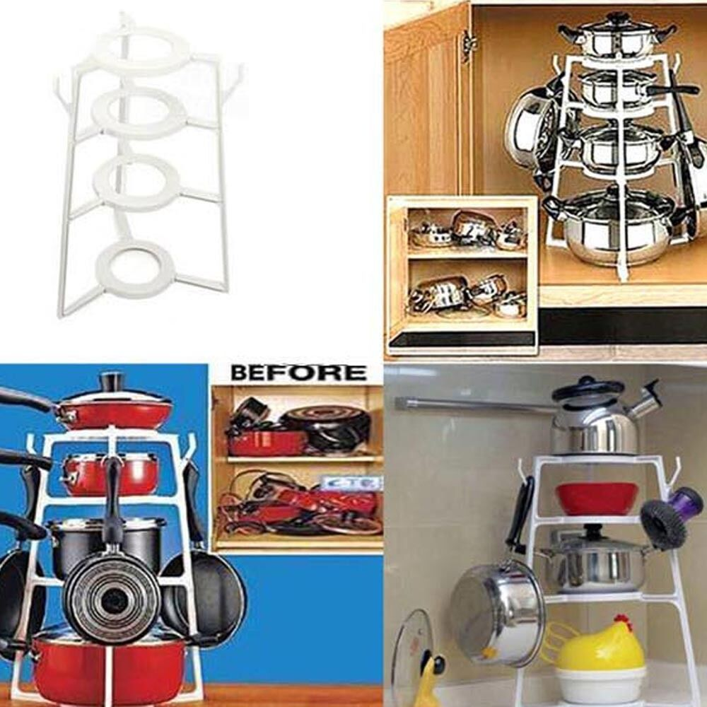 kitchen lid storage storage racks storage racks ebay 2139