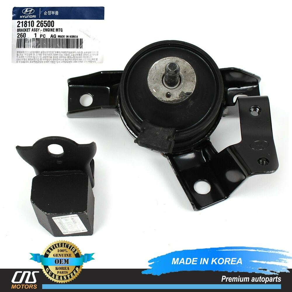 Genuine Engine Mount Right For 01