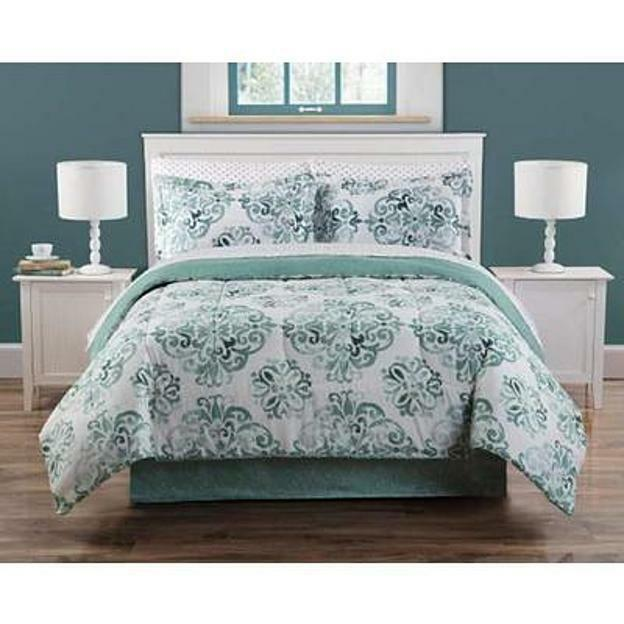 complete bed sets 8 pieces complete bedding bed set soft geometric comforter 11182