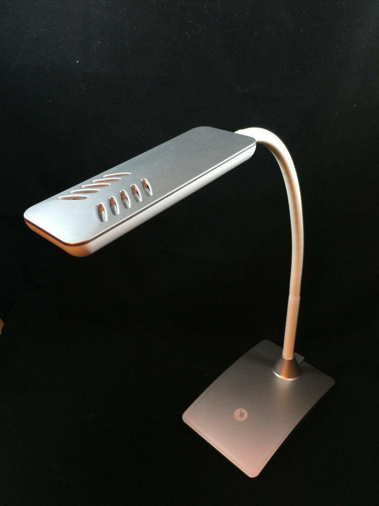 7w Dimmable Touch Sensor Adjustable 12 Led Light Desk