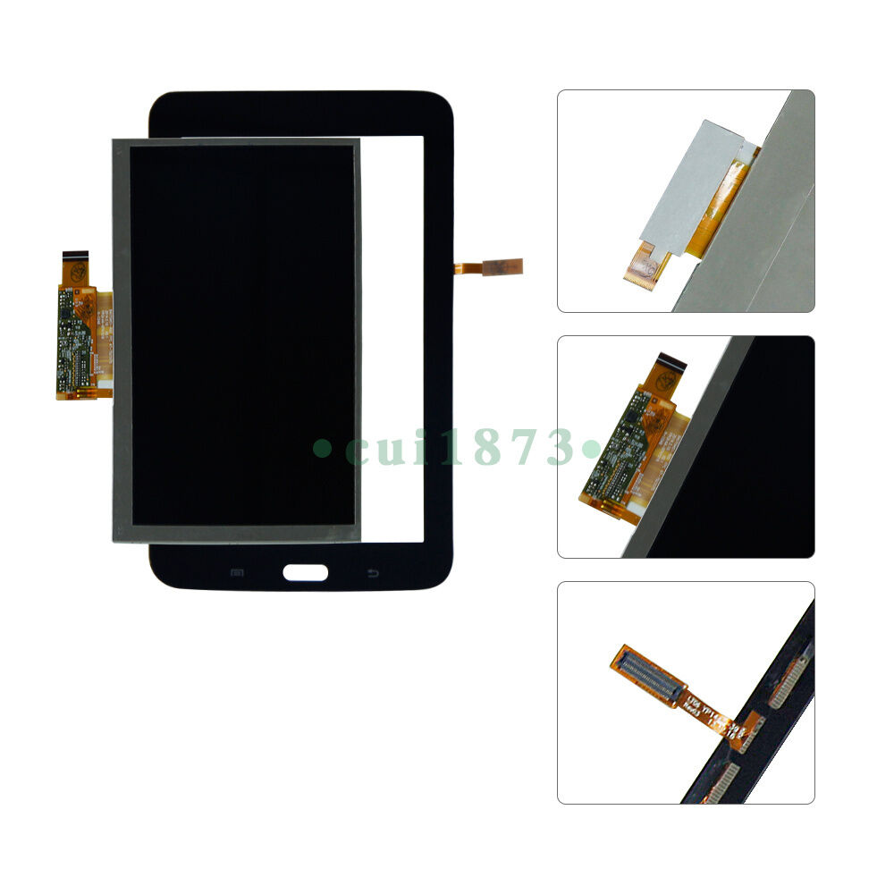 usa lcd digitizer touch screen for samsung galaxy tab 3 7 0 lite sm t110 wifi ebay. Black Bedroom Furniture Sets. Home Design Ideas