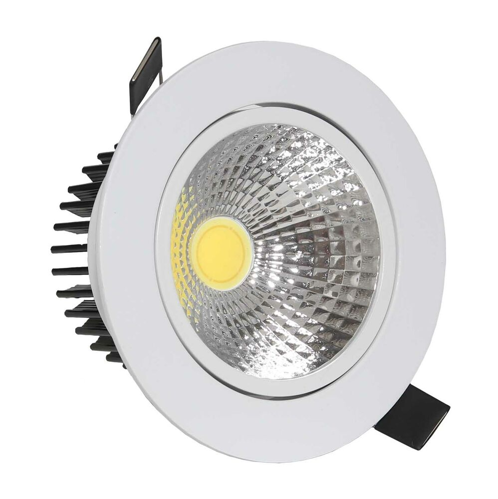 led spot light bulbs high power gu10 mr16 energy saving uk stock 4w 6w 8w ebay. Black Bedroom Furniture Sets. Home Design Ideas