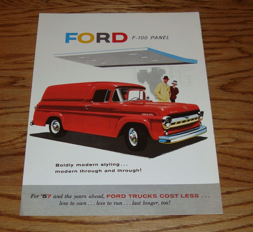 Ford Truck Sales Figures For The Last 5 Years