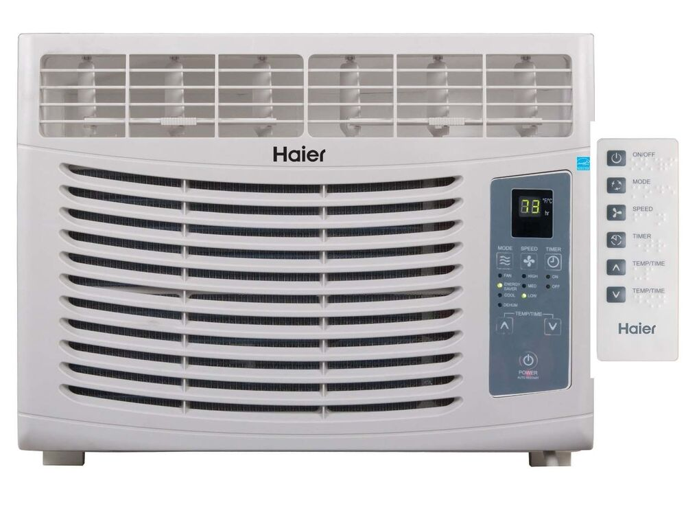 Haier Home Office Energy Star Window Air Conditioner 5 100