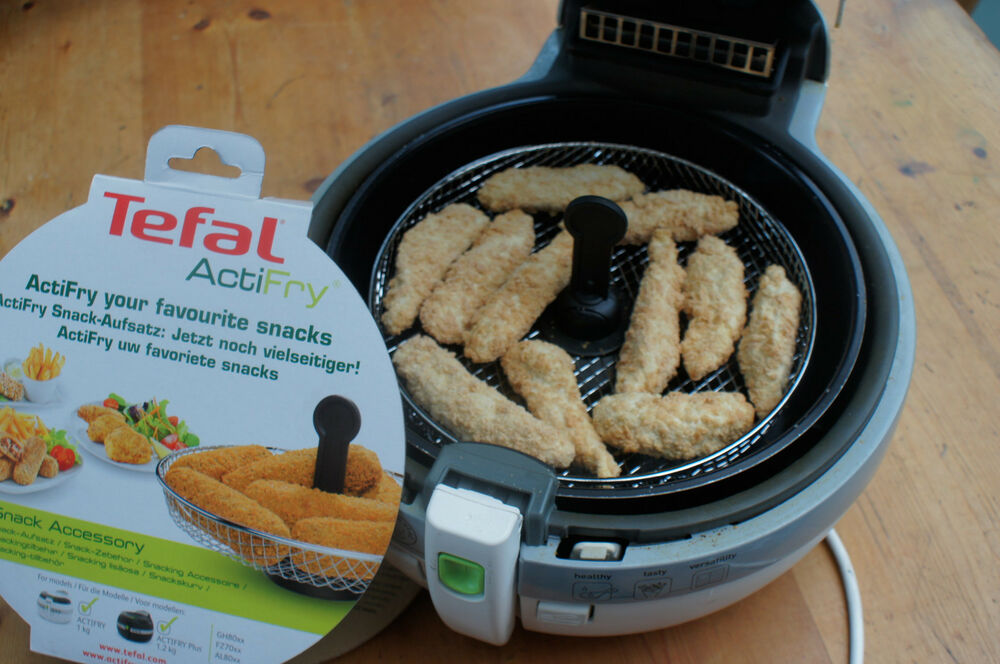 GENUINE Tefal Actifry Snacking basket for FZ700XX Series ...
