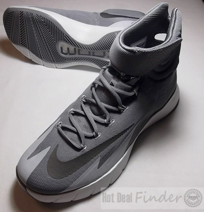 NEW NIKE ZOOM = SIZE 14 = HYPERREV MENS BASKETBALL SHOES ...