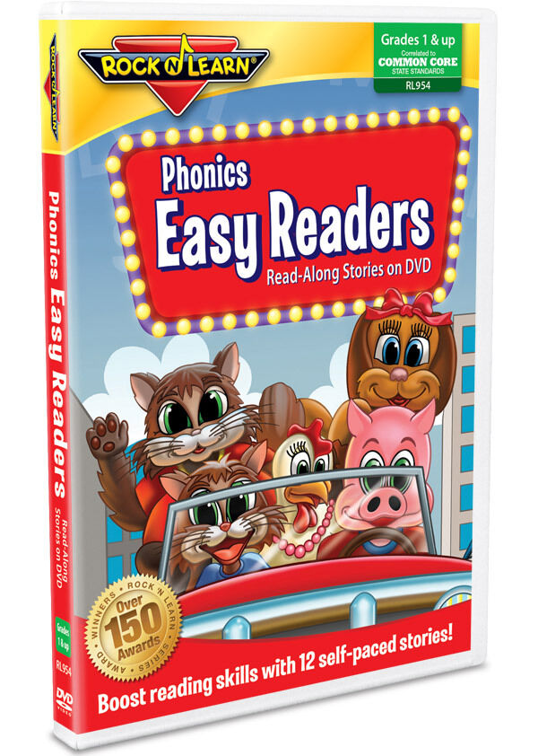 Rock N Learn Phonics DVD Review | Family Focus Blog