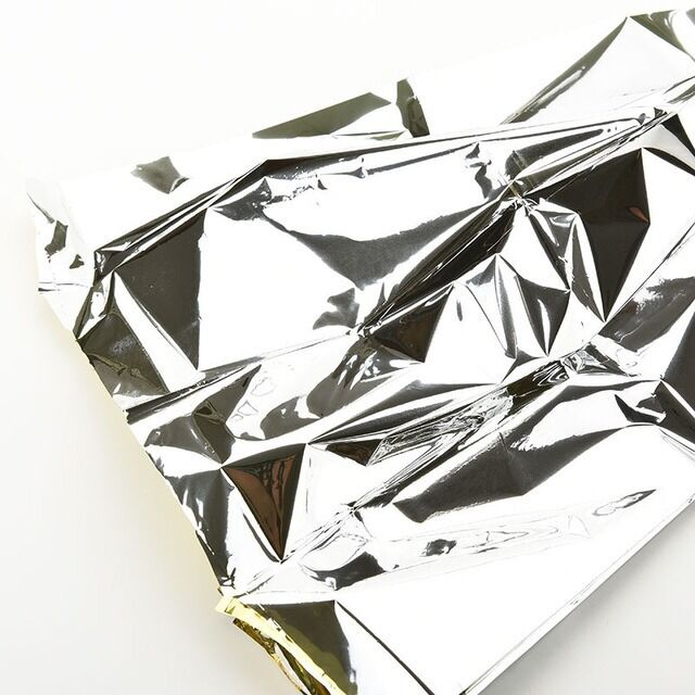 Sheet of mylar wall covering 84 x52 hydroponic grow room for Indoor gardening reflective material