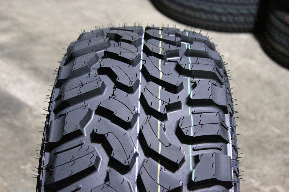Tires Powertrac Mud Terrain Mt M T Off