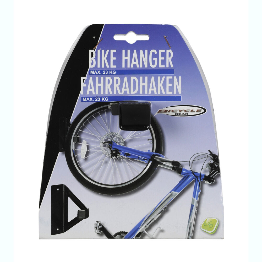 fahrrad aufh ngung decken wand haken fahrradhalter fahrradaufh ngung wandhalter ebay. Black Bedroom Furniture Sets. Home Design Ideas