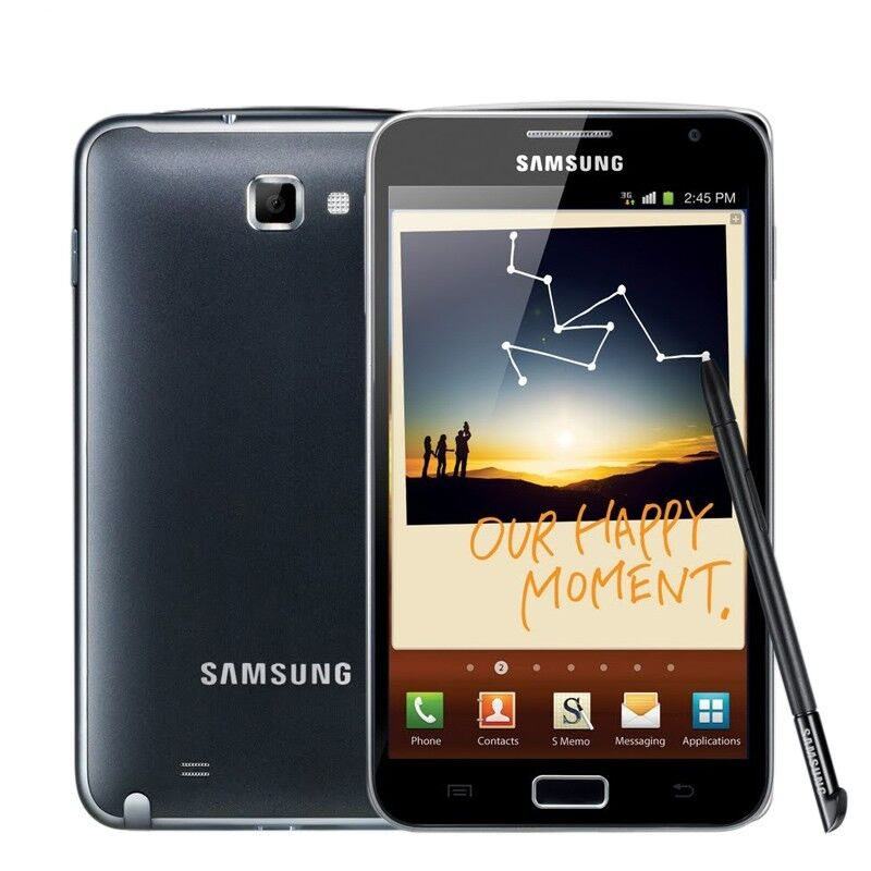 oringal samsung galaxy note ii 2 gt n7100 16gb factory. Black Bedroom Furniture Sets. Home Design Ideas