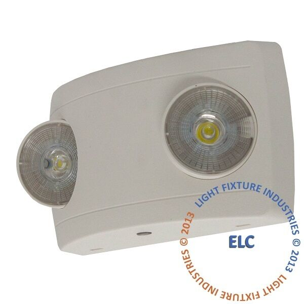 Safety Light Fixtures : Led emergency light ultra compact all lamps fire