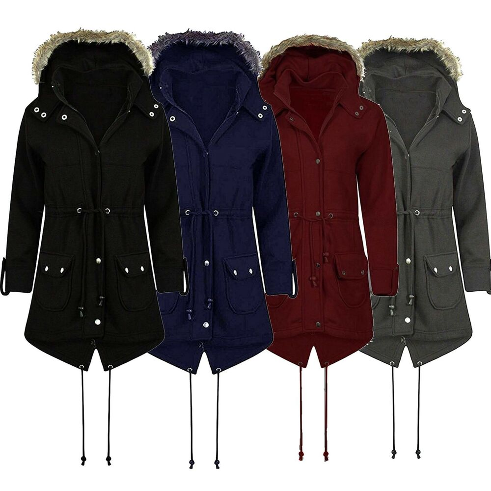 Parka jacket women uk