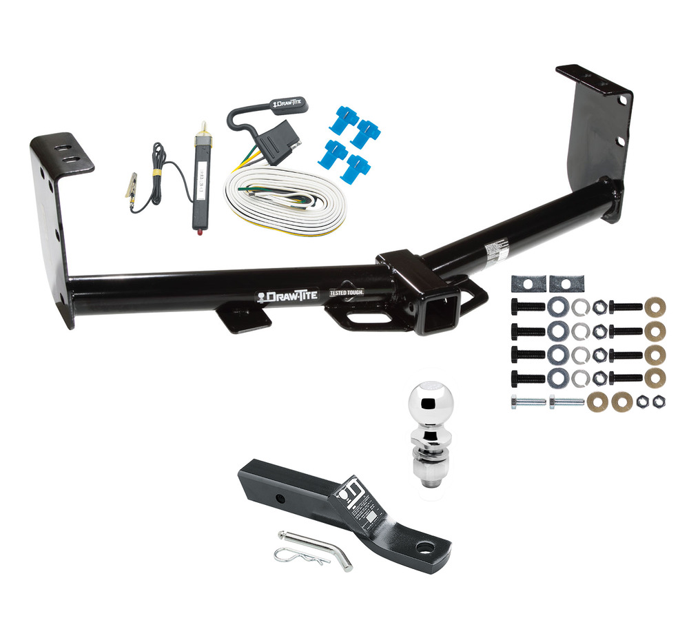 complete trailer hitch package for 07 17 toyota tundra w. Black Bedroom Furniture Sets. Home Design Ideas
