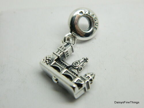 New  Authentic Pandora Charm Charles Bridge Prague  791516
