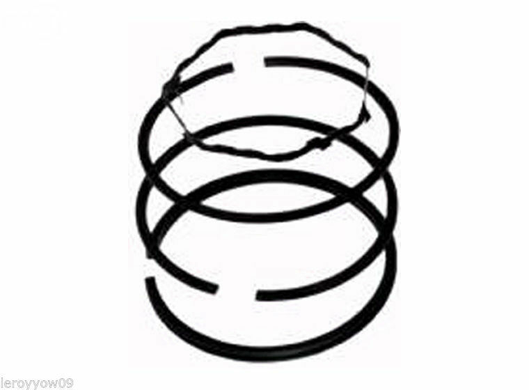 piston ring set  010 replaces briggs and stratton 391781