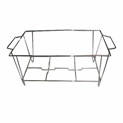 Winco Wire Chafer Frame Chafing Dish Stand Holds Full