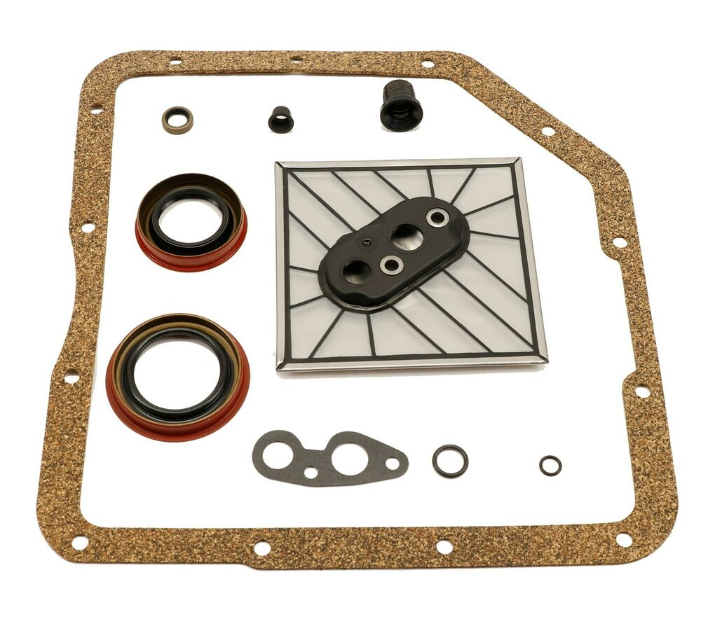 Chevy Buick Olds Pontiac Turbo Th 350 Transmission Deluxe Filter Kit 1969 1980 Ebay