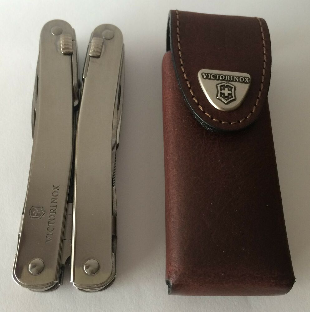 Victorinox Swiss Army Knife Swisstool Spirit X With
