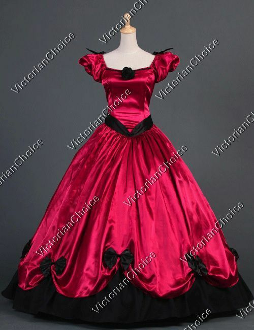 Very southern belle ball gown victorian dress consider