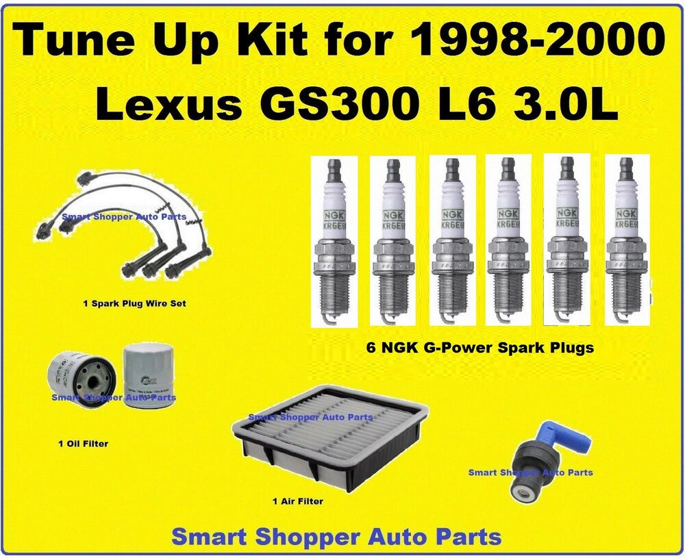 Tune Up Kit For 1998