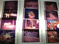 CHARLOTTES WEB Film Cell Lot of 12 - collectible compliments movie dvd poster