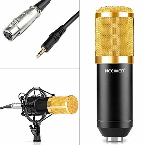neewer nw 800 professional studio broadcasting recording microphone set ebay. Black Bedroom Furniture Sets. Home Design Ideas