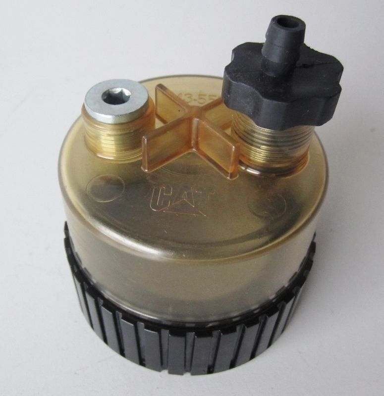 baldwin fuel filter do you have to replace the fuel pump to replace fuel filter on a 2004 mazda 6 cat 343 5527 fuel water seperator sediment bowl #6