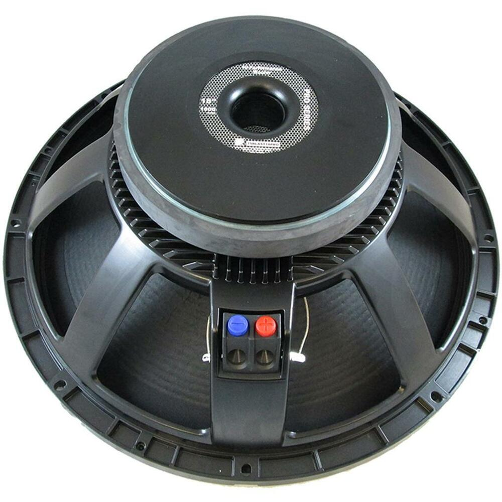 "BlastKing 75BLAST18PRO Replacement 18"" 8 Ohm 1800 Watt PA DJ Speaker 