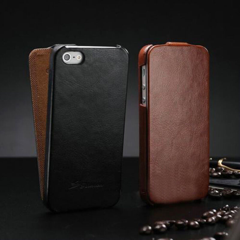 sell iphone online retro vertical flip leather fitted cover pouch for 12943