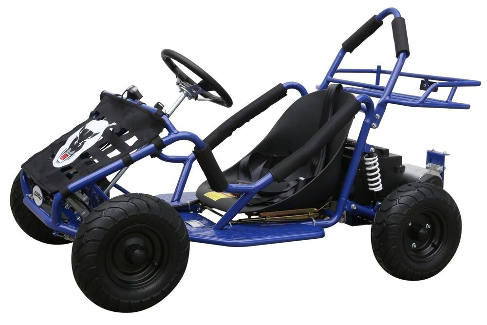 48v 1800 watt electric 3 speed off road go kart for kids. Black Bedroom Furniture Sets. Home Design Ideas