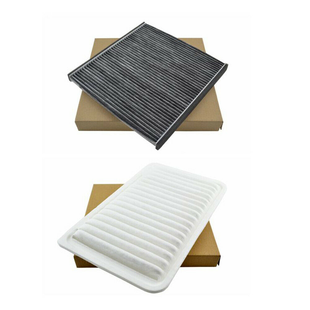 engine cabin air filter combo set for toyota camry 2002 2006 sienna 200. Black Bedroom Furniture Sets. Home Design Ideas