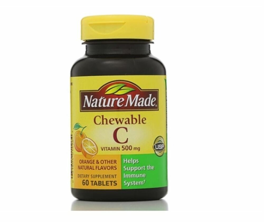Nature S Sunshine Vitamin C
