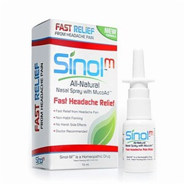 Otc migraine nasal spray