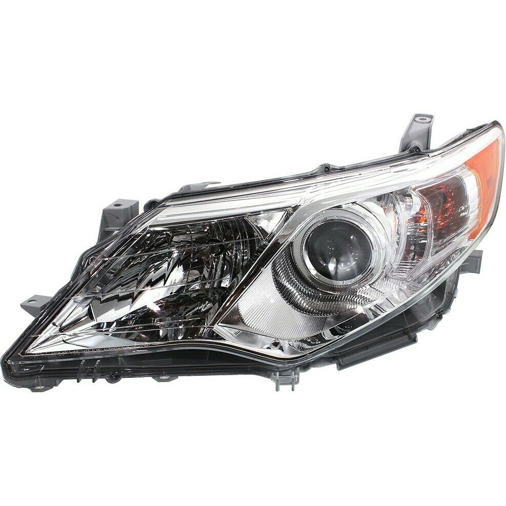 Headlight For 2012 2014 Toyota Camry Hybrid Le Lh With